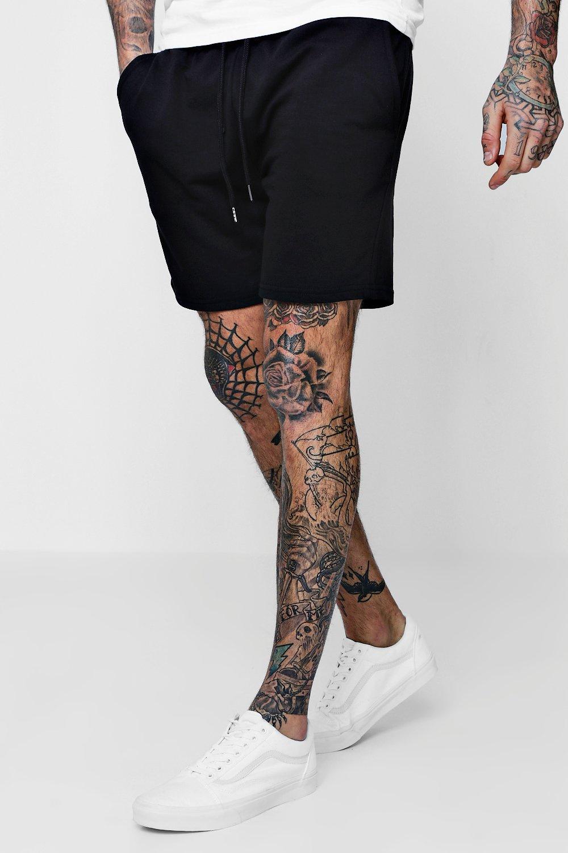 Short Length Jersey Shorts