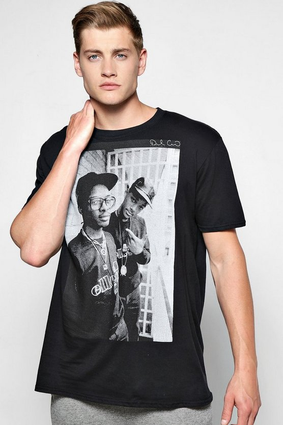 Oversized Iconic Artist T Shirt
