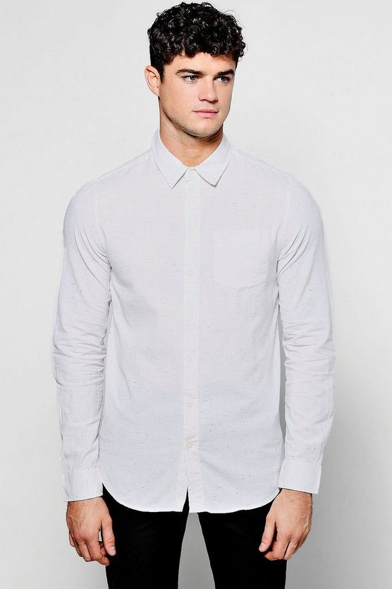 Long Sleeve Nepp Shirt