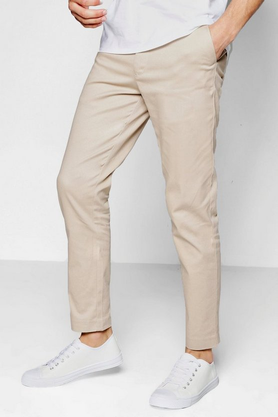 Chino coupe slim stretch