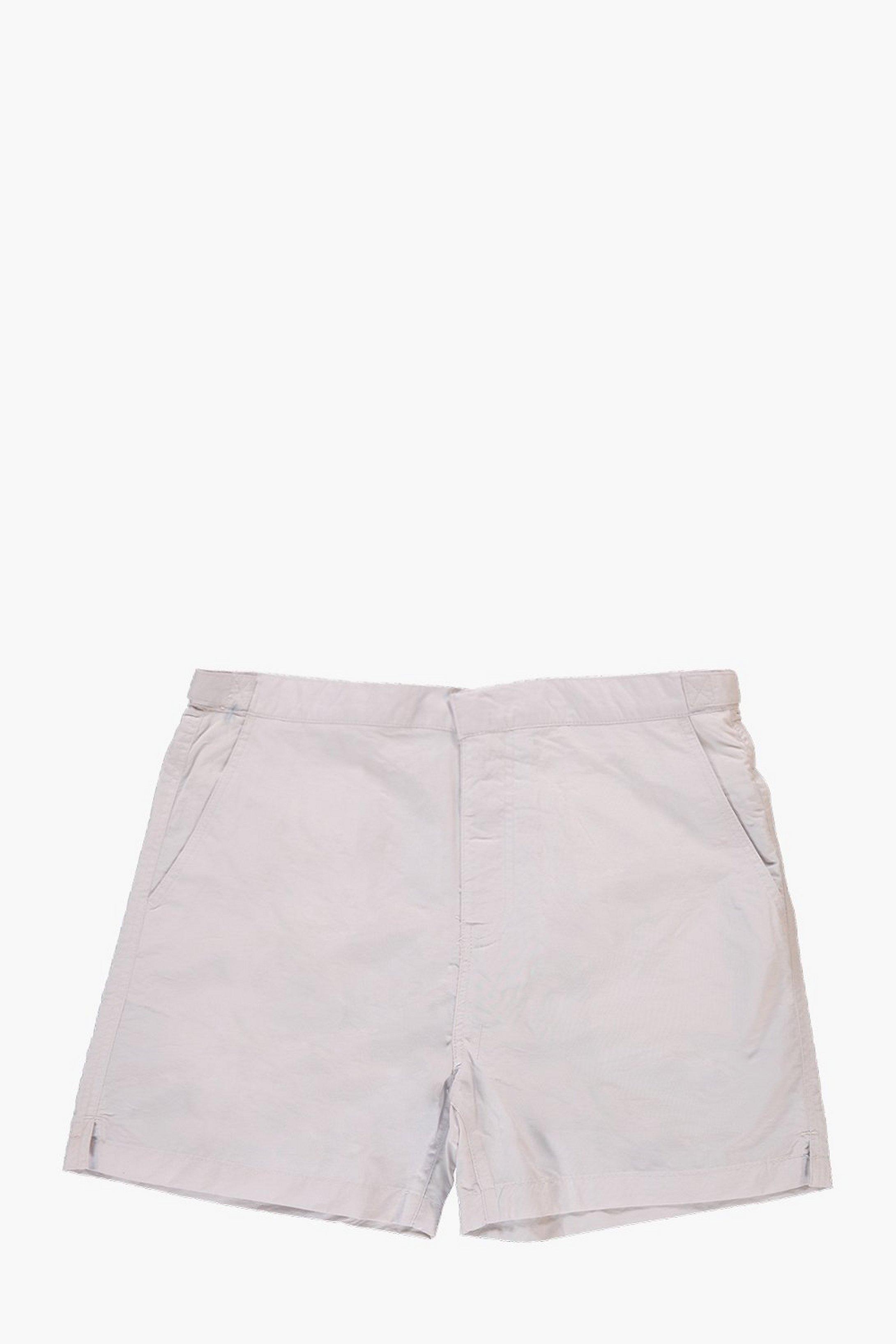 c39c0f6e79 Smart Taslan Swim Shorts | Boohoo