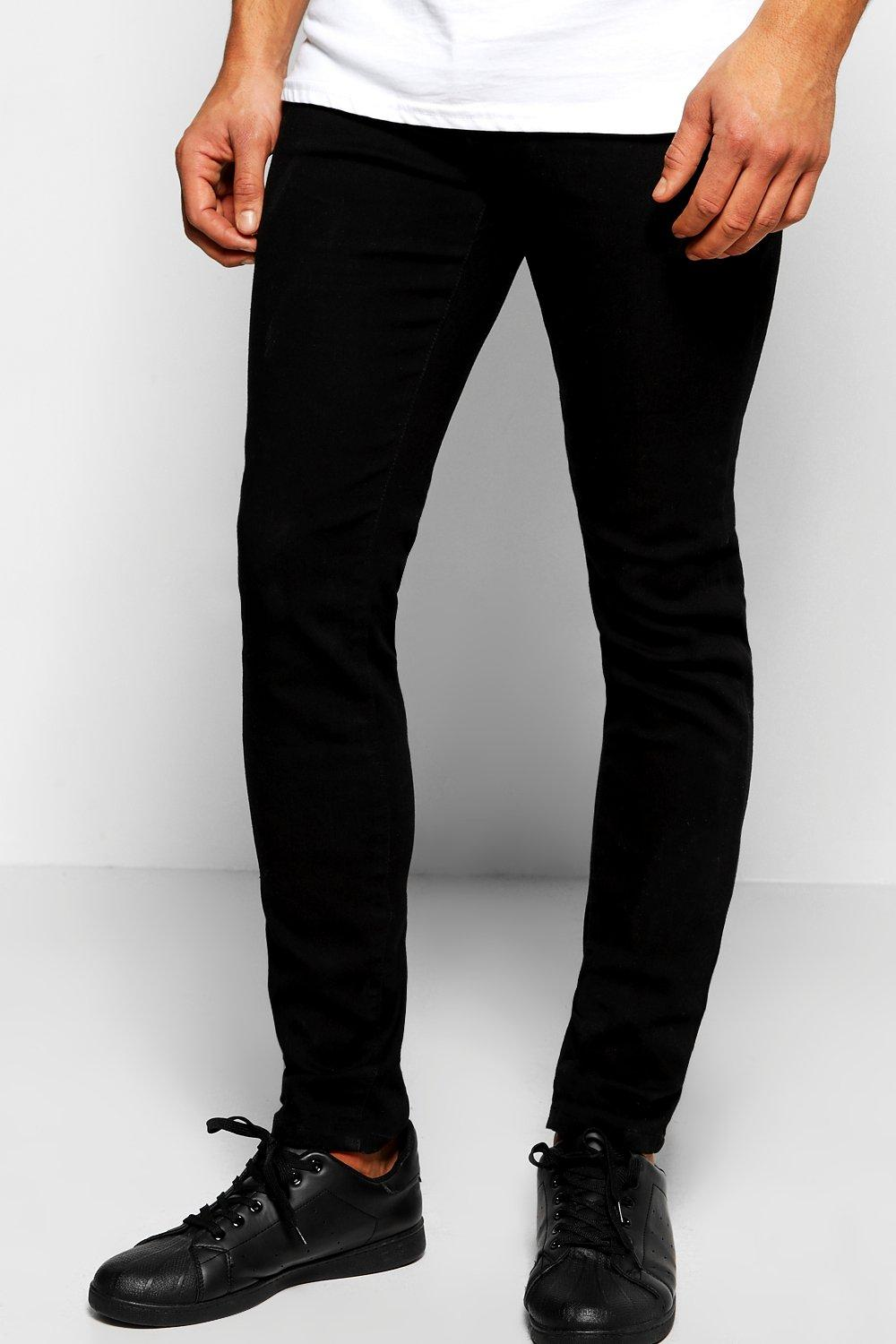 Jeans Jeans negro skinny elásticos negro Jeans skinny elásticos 7IqPpd
