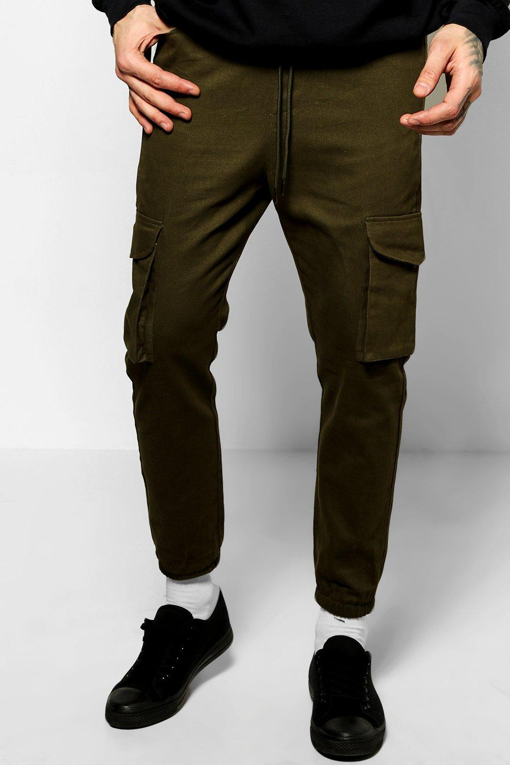 distinctive design outlet promo codes Skinny Fit Utility Joggers Cargo Pants