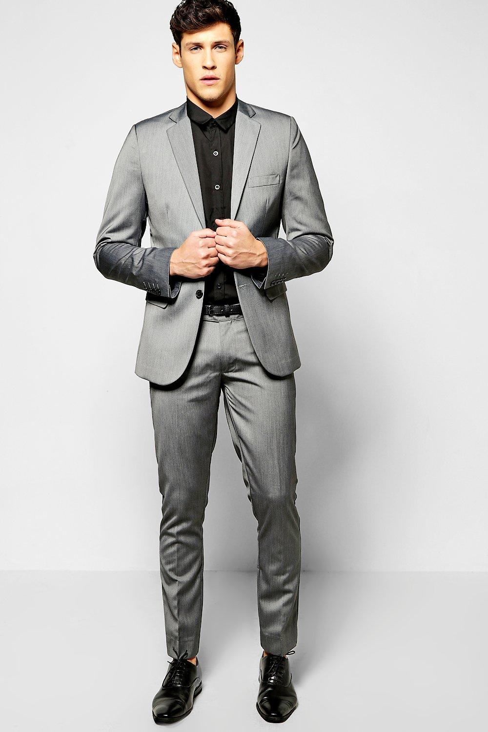7913452d38166 Skinny Fit Suit Trousers. Hover to zoom