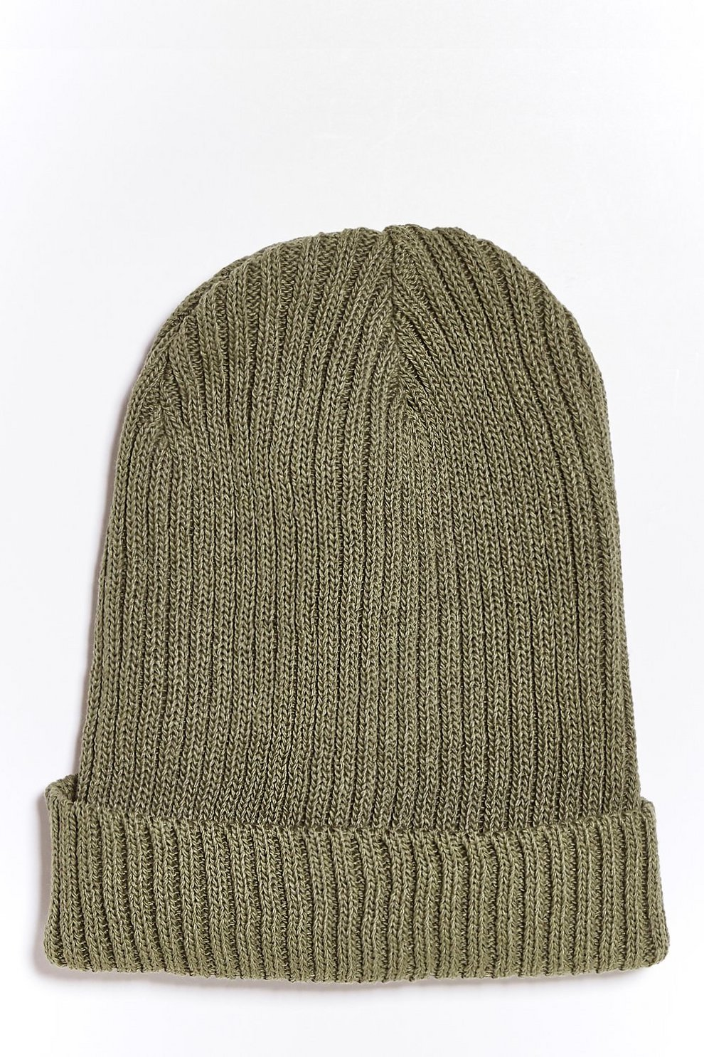 0288be7ed2e Ribbed Fisherman Beanie