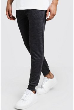 jogging coupe slim, Anthracite, Homme