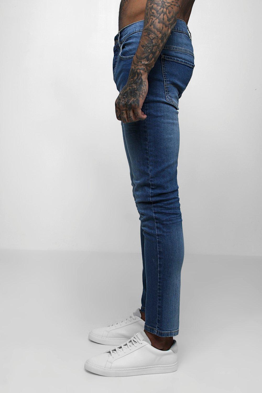 Jeans medio Jeans skinny skinny estilosos Azul O47nzqn5