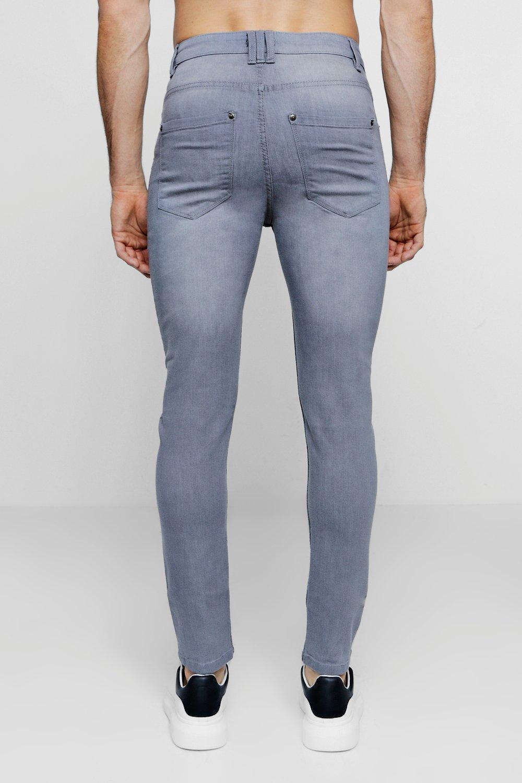 Jeans Gris Jeans grises skinny grises Gris skinny grises Gris Jeans skinny US1TRwnAq