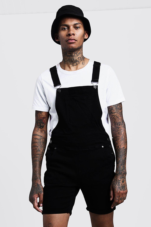 Shorts Denim Fit Dungaree Slim black S0OYxq