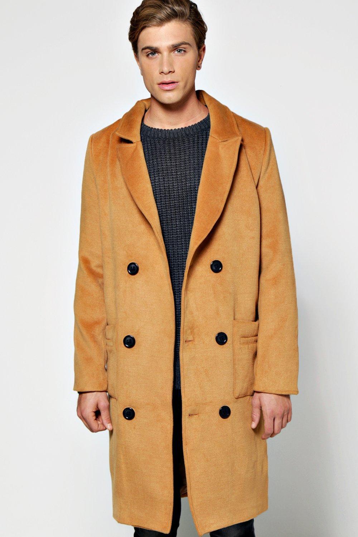 Tailored overcoat