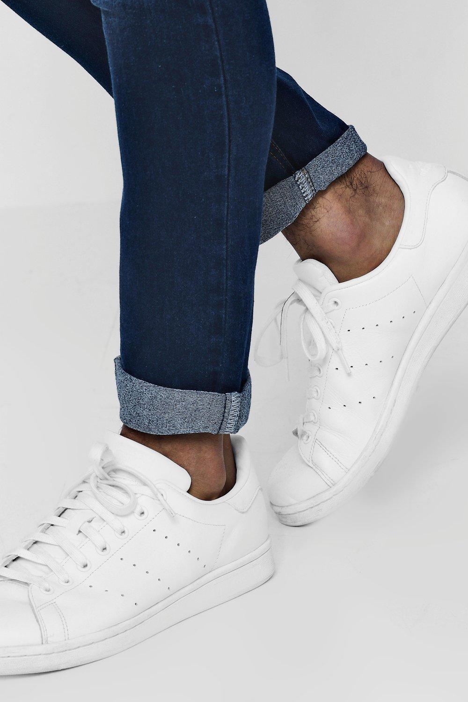 indigo Washed Skinny Jeans Dark Stretch Indigo Fit RnY7Rxtwp