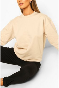 Stone Brushed Loopback Lounge Sweat