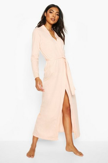 Blush Jersey Longline Night Robe