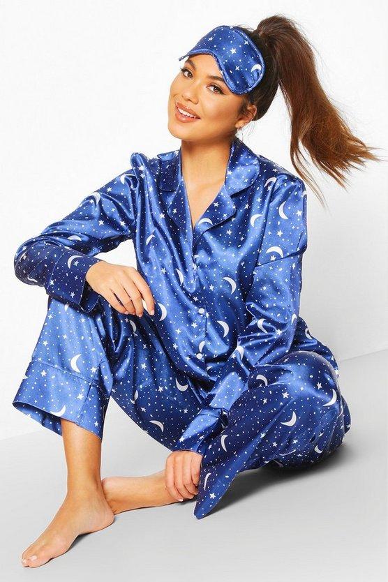 Star Sign 5pc Pyjama Set