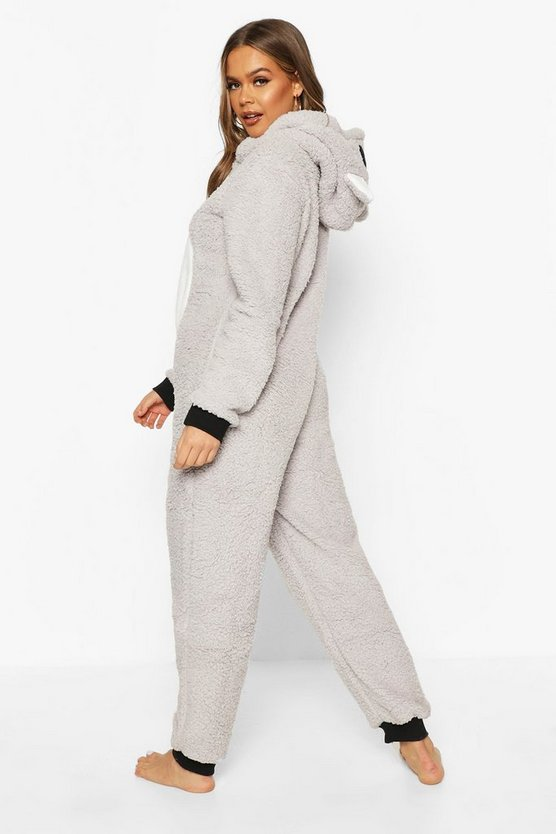 Koala Soft Fleece Onesie