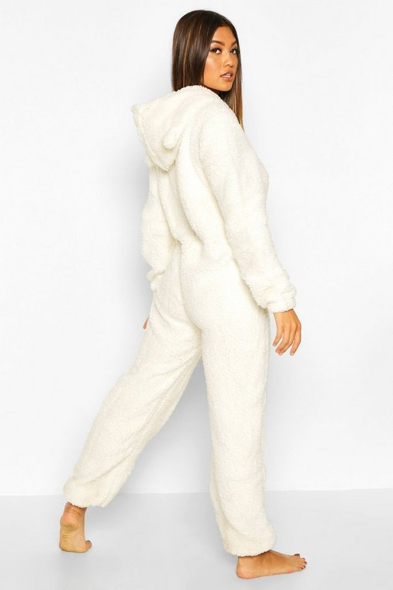 Super Soft Fleece Onesie