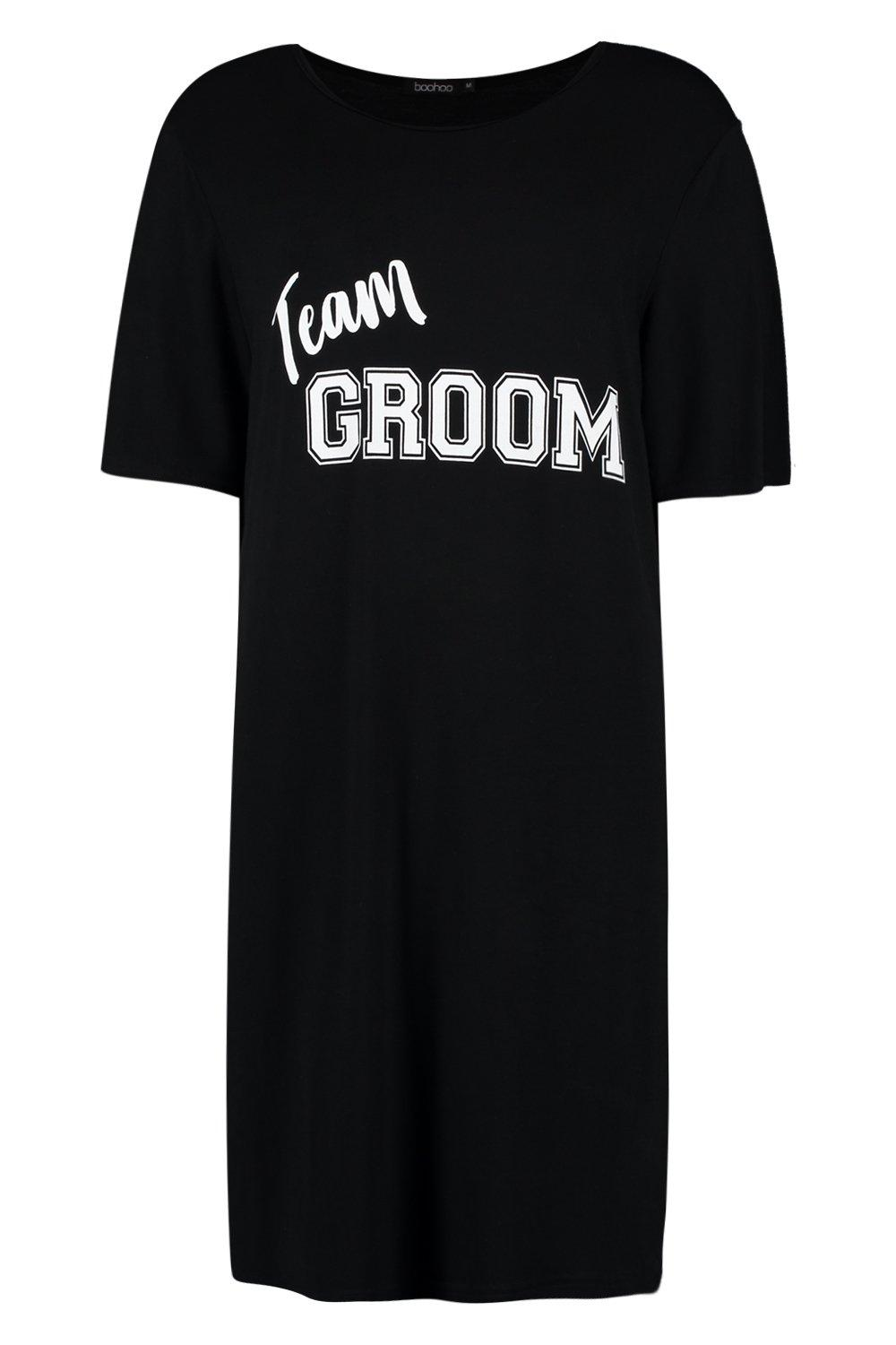 Groom Sleep Team Groom Tee Tee Sleep black Team black Groom Team qt68wH5a