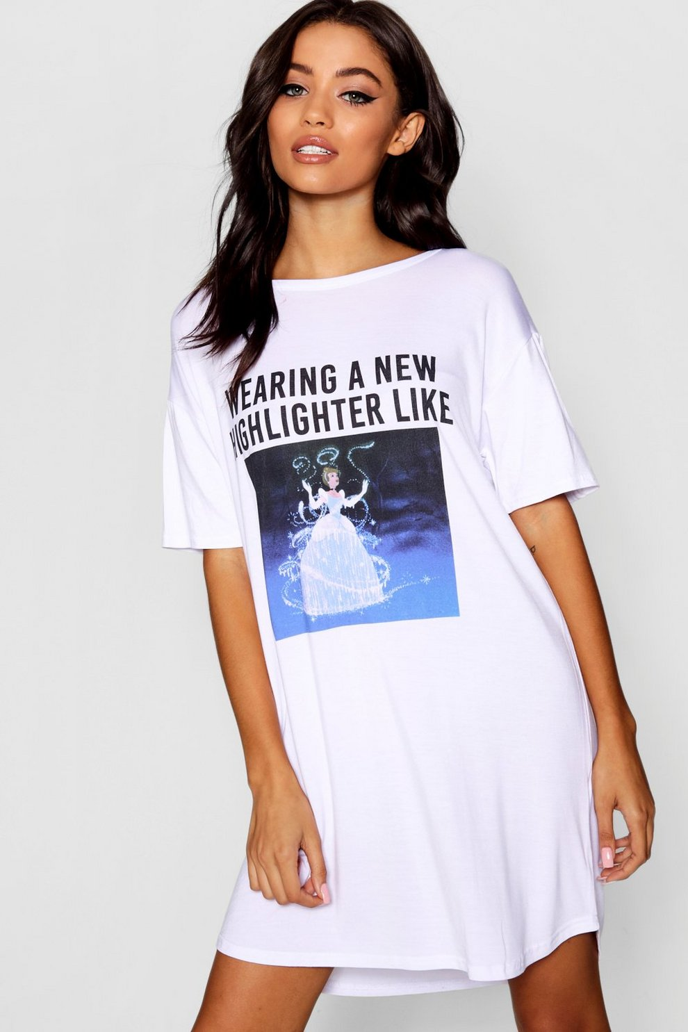 478e4142d2 Disney Cinderella Sleep Tee