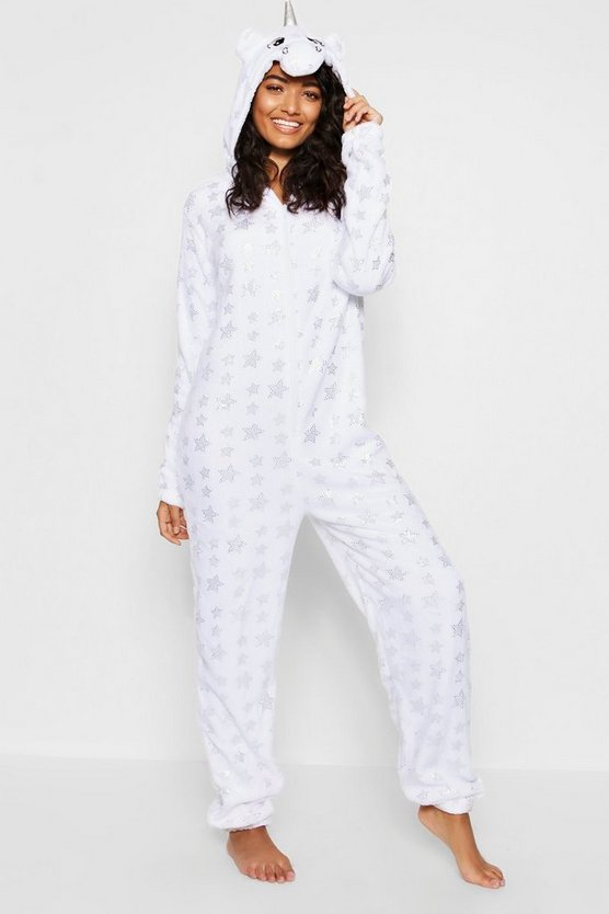 Shimmer Star Unicorn Onesie