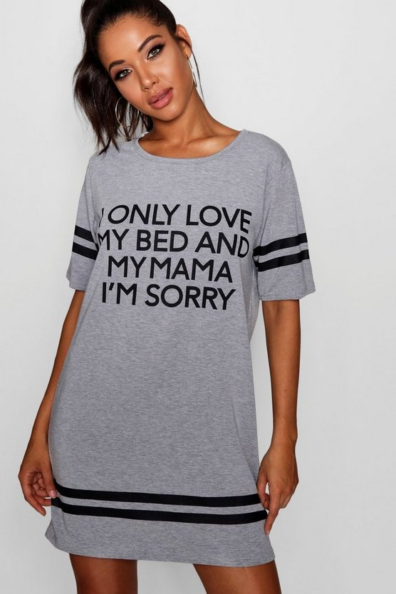 Love My Bed Sleep Tee