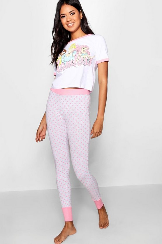 Disney Princess Flawless Legging Set