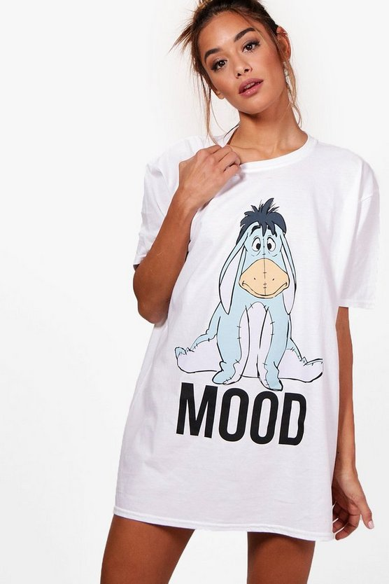 Florence Disney Eeyore Sleep Shirt