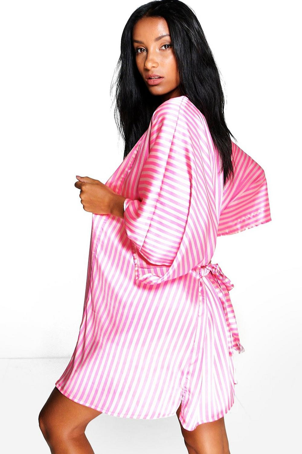 Robe Stripe Candy Robe Stripe Robe Candy pink Stripe Candy pink pink 8gSx0qE