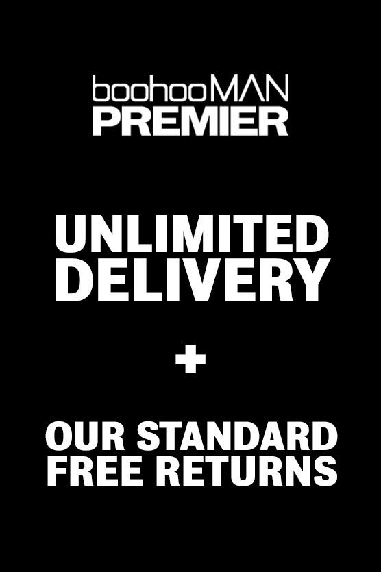 BOOHOOMAN PREMIER - UNLIMITED NEXT DAY DELIVERY