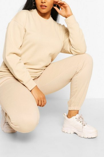 Sand Plus Basic Sweat & Jogger Lounge set