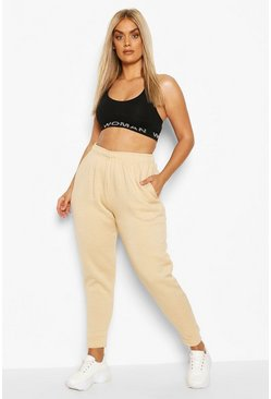 Camel Plus Internal Drawstring Jogger