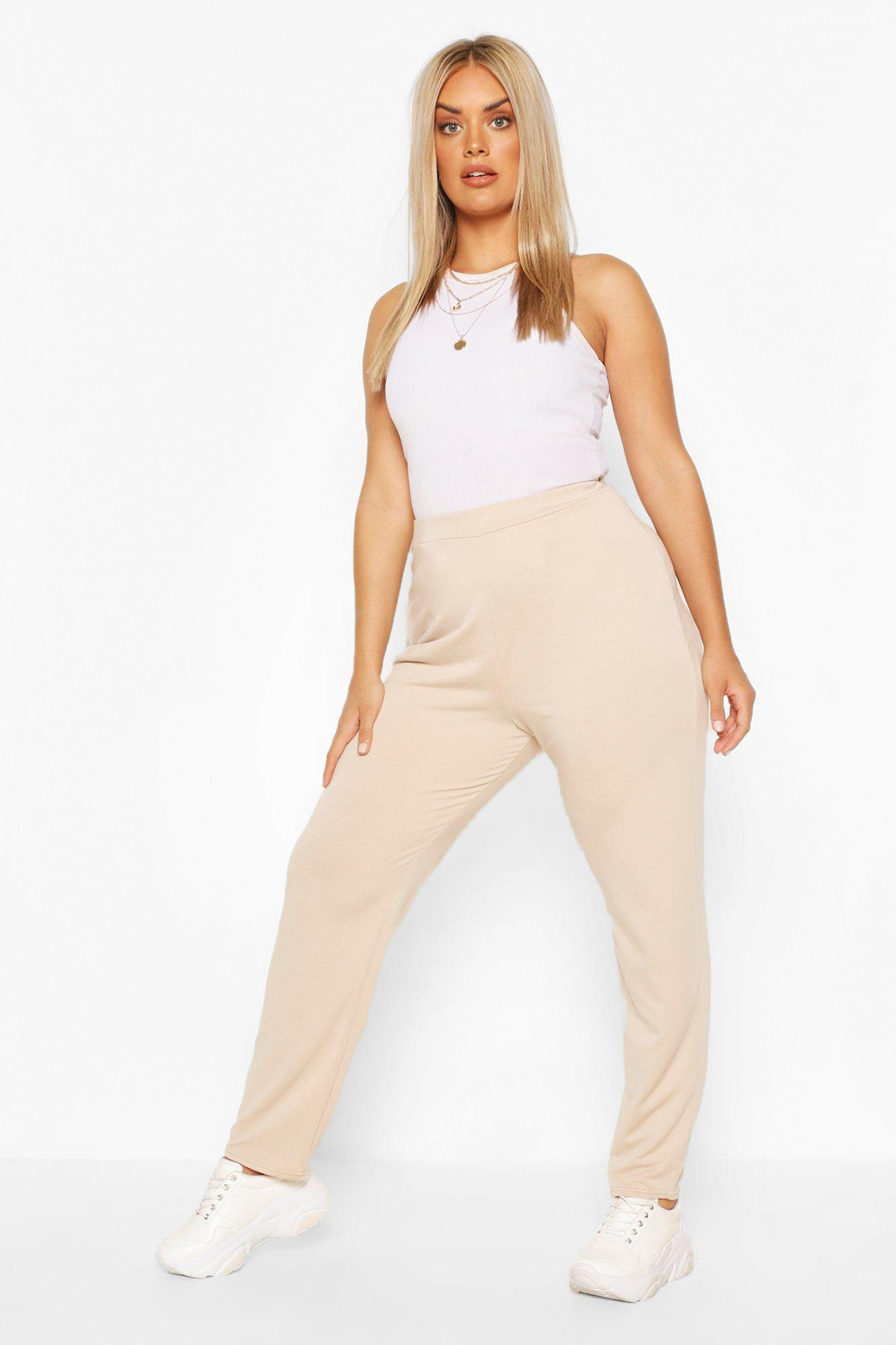 Plus Tailored Straight Leg Jogger 2