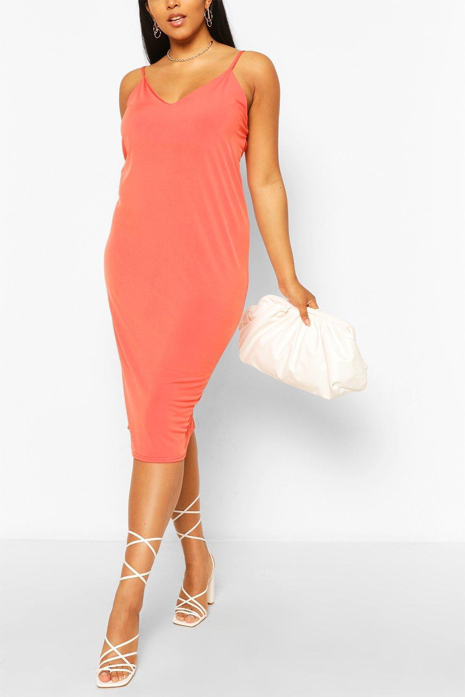 Plus Cami Midi Dress 9