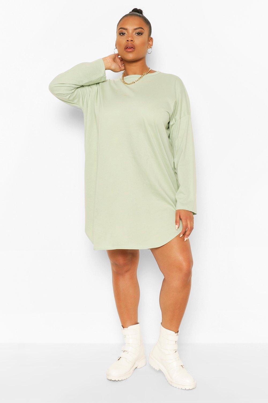 Vintage Tops & Retro Shirts, Halter Tops, Blouses Womens Woven Polka Dot Sleeve Blouse - green - 12 $11.20 AT vintagedancer.com