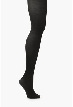 Collant Plus modellanti Bum Tum 60 denari, Nero