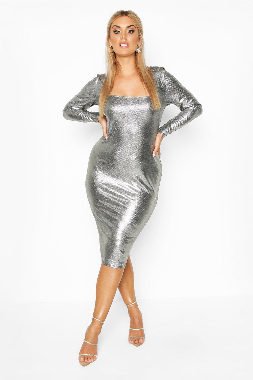 60s – 70s Pants, Jeans, Hippie, Bell Bottoms, Jumpsuits Womens Sequin Cami Flared Leg Jumpsuit - grey - 12 $16.00 AT vintagedancer.com