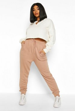 Camel Plus Basic Loopback Jogger