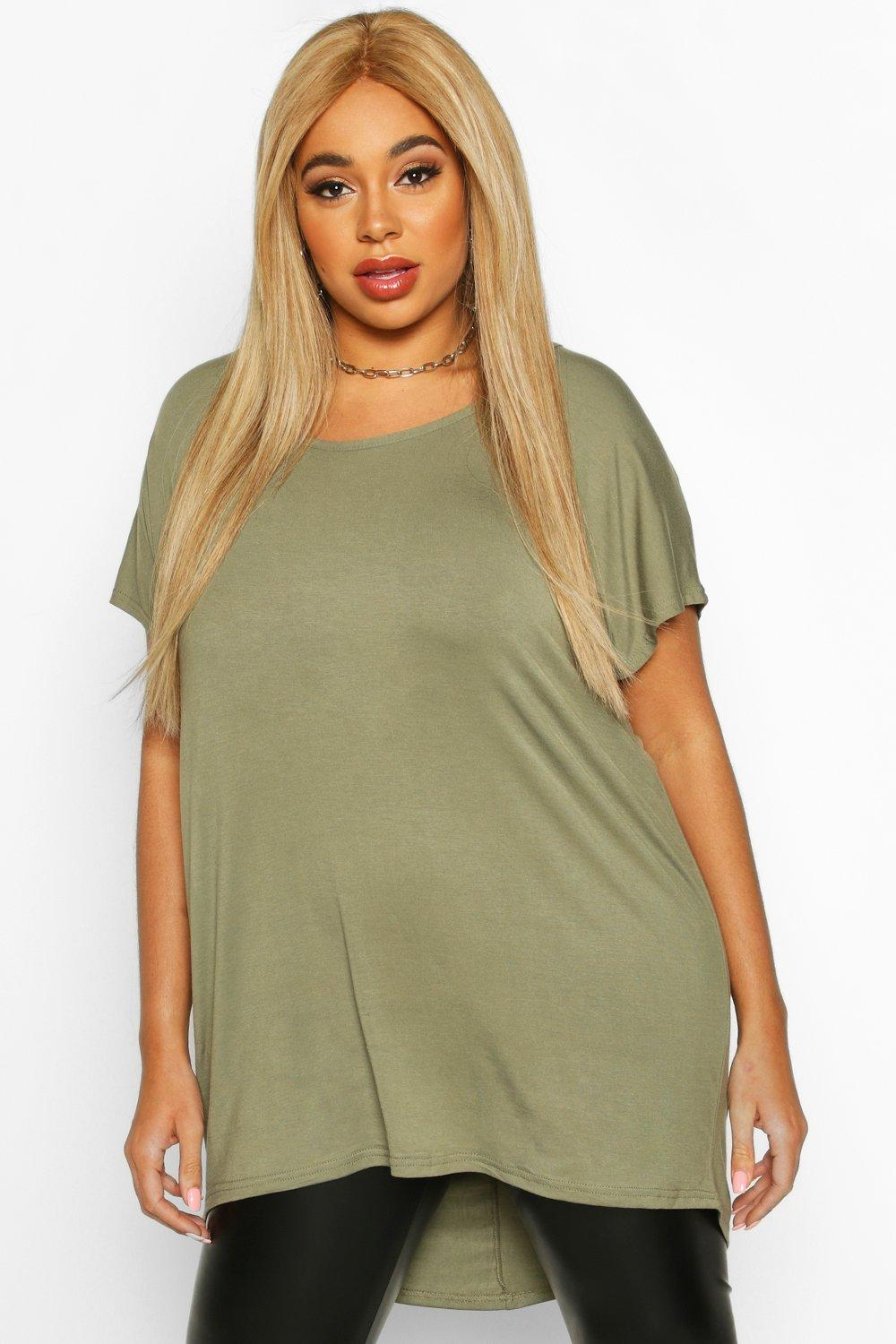Plus Oversized T-Shirt 3