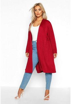 Berry Plus Longline Duster