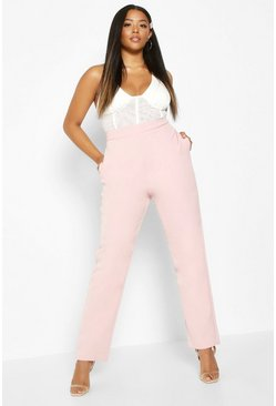 Blush Plus Premium Tailored Trouser