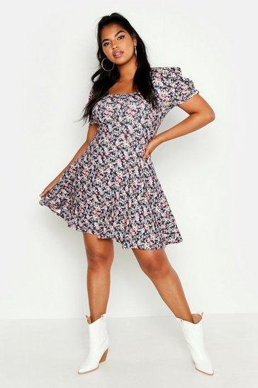 fb0a3990de84e Plus Size & Curve | Womens Plus Size Clothing | boohoo UK