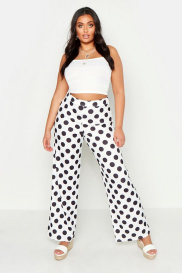 05f80df325d1 Plus Size Trousers | Womens Plus Size Trousers | boohoo UK