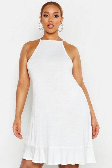 c8d299e003ace Plus Size Dresses | Curve Dresses | boohoo UK