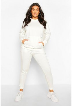 Stone Plus Hoody & Jogger Lounge Set