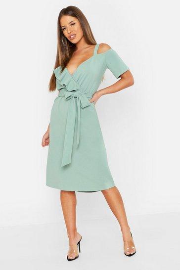 f58b5b633455 Petite Dresses | Shop Women's Petite Dresses | boohoo UK