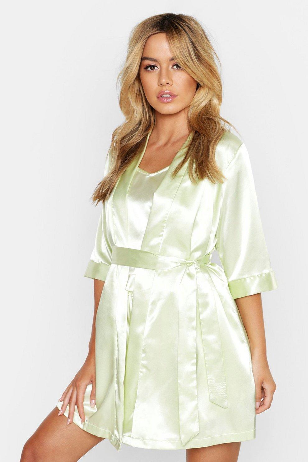 Petite robe manche courte