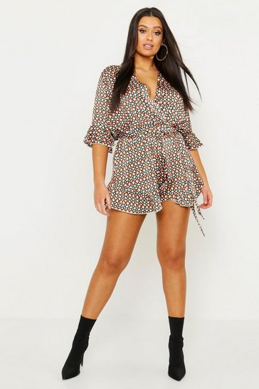 f2f86e5173 Plus Size Playsuits