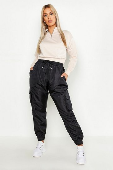 46ddf38818a2ff Plus Size Trousers   Womens Plus Size Trousers   boohoo UK