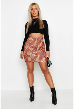 2346688ab5da Plus-Size Rock   Damen-Röcke in großen Größen   boohoo