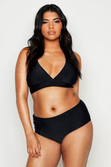 f46ea8d79c1 Plus Size Swimwear | Plus Size Bikinis & Swimsuits | boohoo UK
