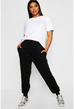 Womens White Plus Oversize T-Shirt